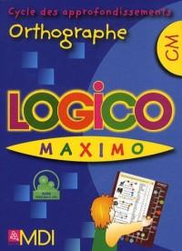 Logico Maximo Orthographe CM