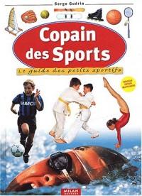 Copain des sports : Le guide des petits sportifs
