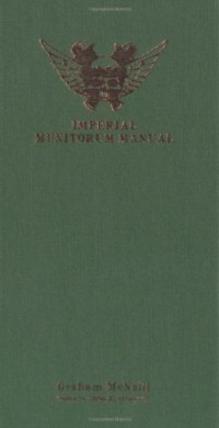 Imperial Munitorum Manual