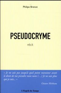 Pseudocryme