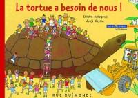 Les P'tits Bonzoms, Tome 5 : La tortue a besoin de nous !