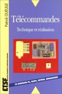 Télécommandes: Technique et réalisation
