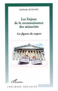 Les Enjeux de la reconnaissance des minorités : Les figures du respect