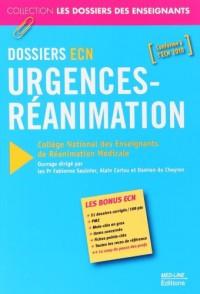 Dossiers ECN : Urgences-Réanimation