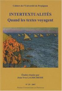Intertextualités : Quand les textes voyagent
