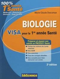Biologie : Visa pour la 1e année Santé