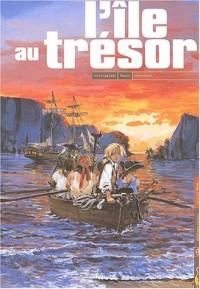 L'Île au trésor, tome 1