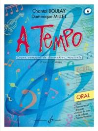 A Tempo - Partie Orale - Volume 6