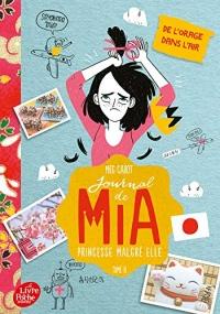 Journal de Mia, princesse malgré elle - Tome 8: De l'orage dans l'air