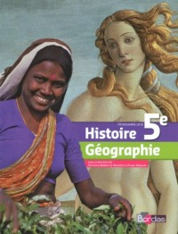 Histoire Géographie 5e, manuel petit format : Programme 2010