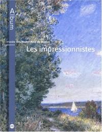 Musée des Beaux-Arts de Rouen : Les Impressionnistes
