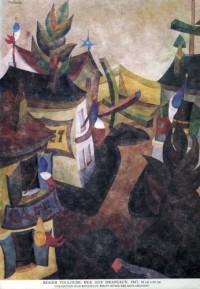 D'après peinture