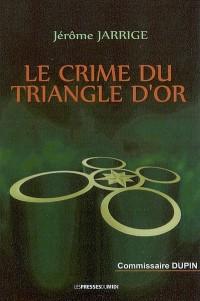 LE CRIME DU TRIANGLE DOR