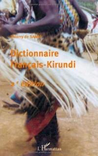 Dictionnaire Francais-Kirundi