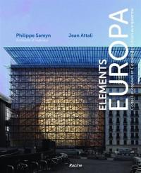 Eléments Europa : Le nouveau bâtiment du Conseil européen
