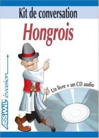 Hongrois ; Guide + CD Audio