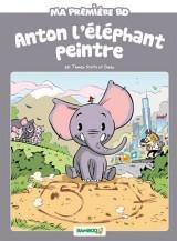 Anton l'éléphant peintre