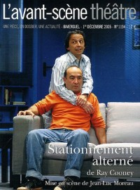 L'Avant-Scène théâtre, N° 1194, Décembre 20 : Stationnement alterné