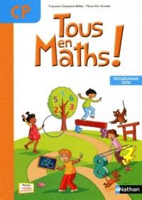 Tous en maths ! CP : Programme 2008