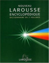 Nouveau Larousse encyclopédique 2003, coffret de 2 volumes