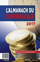 Almanach du contribuable - 2017