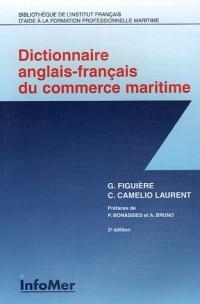 Dictionnaire anglais-français du commerce maritime