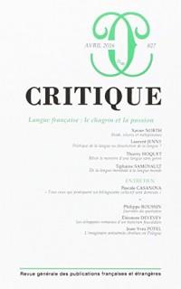 Critique N 827