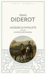 Jacques le fataliste [Poche]