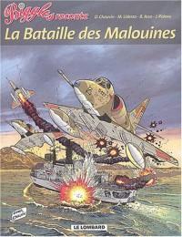 Biggles raconte, Tome 3 : La bataille des Malouines