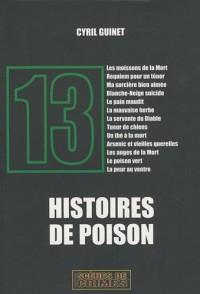 13 Histoires de poison