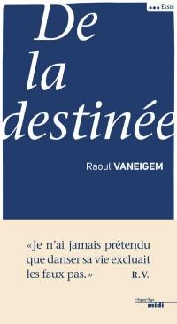 De la destinée