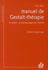 Manuel de Gestalt Thérapie