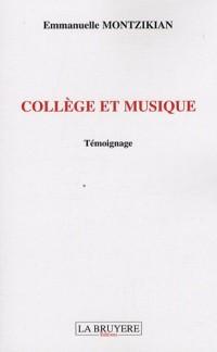 Collège et musique