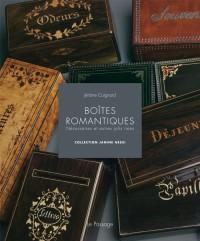 Boîtes romantiques - Nécessaires et autres jolis riens