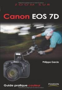 Zoom sur CANON EOS 7D