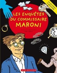 Les enquêtes du commissaire Maroni