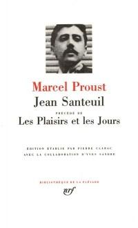 Proust : Jean Santeuil