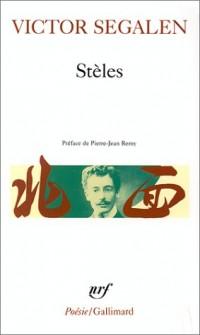 Stèles