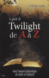 Le guide de Twilight de A à Z