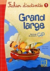 Grand large CP : Fichier d'activités 1