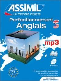 Perfectionnement Anglais ; Livre + CD MP3