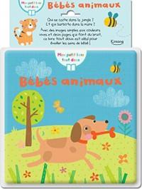 Mon petit Livre tout-doux - Bébés animaux