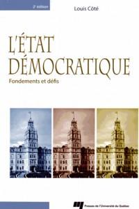 Etat Democratique 2e Édition