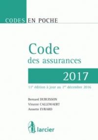 Code en poche - Code des assurances 2018: À jour au 1er janvier 2018