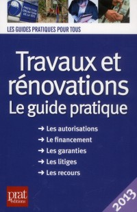Travaux et Renovations 2013