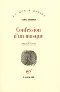 Confession d'un masque