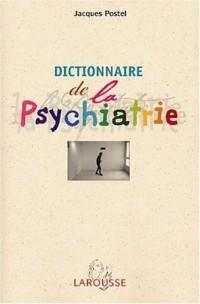 Dictionnaire de psychiatrie et de psychopathologie clinique