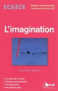 L'imagination : Concours 2011