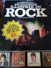 Encyclopédie illustrée du rock