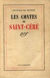 Contes de saint-cere                                                                          073193